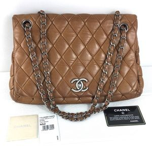 ✨SINGLE FLAP✨ QUILTED CHANEL BAG